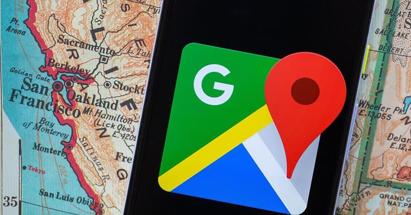 Google Location Finder