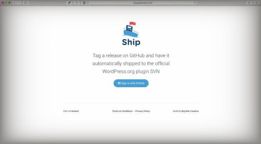 Deploy WordPress plugins from GitHub