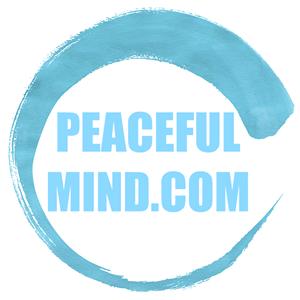 peacefulmind logo circle • Freelance WordPress Developer and Speed Optimisation London • Dipak C. Gajjar