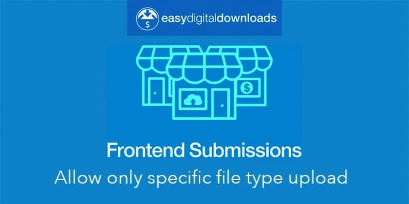 Easy Digital Downloads - Frontend Submissions