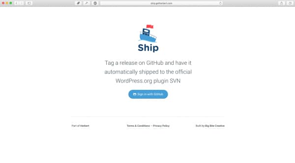 screenshot ship home 600x332 1 • Freelance WordPress Developer and Speed Optimisation London • Dipak C. Gajjar